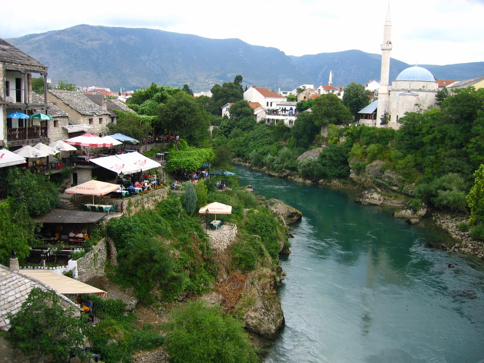 البوسنة والهرسك التي أدرجت على قائمة